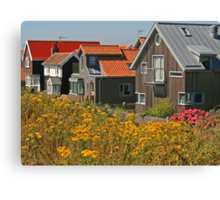 *Southwold Homes* Canvas Print