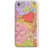 Feast Of Flowers iPhone Case/Skin