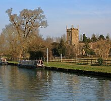 St Mary's, Frampton-on-Severn by RedHillDigital