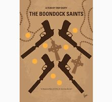 No419 My BOONDOCK SAINTS minimal movie poster Unisex T-Shirt