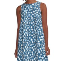 06Black A-Line Dress