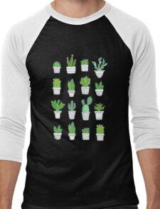 Cactus Men's Baseball ¾ T-Shirt