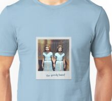 The greedy twins! Unisex T-Shirt