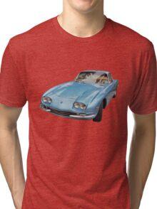 Vintage Italian Sports Car Tri-blend T-Shirt