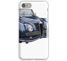 Vintage Italian Sports Car 2 iPhone Case/Skin