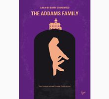 No423 My The Addams Family minimal movie poster Unisex T-Shirt