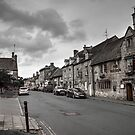 The Red Lion at Chipping Camden  by Rob Hawkins