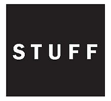 Stuff (HUF Parody) by JKgraphics