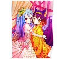 SHIRO & IZUNA Poster