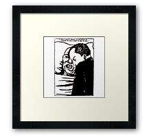 Pettibon My Son Framed Print