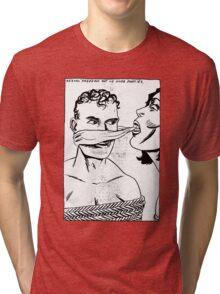 Pettibon Art of Sexuality Tri-blend T-Shirt