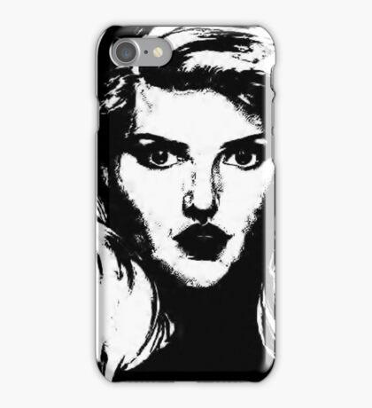 Debbie Harry: Graphic iPhone Case/Skin