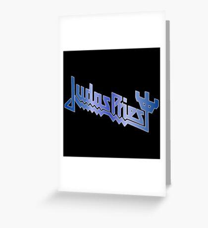 Judas Priest Greeting Card