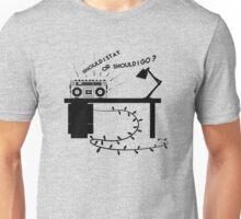 Stranger Things - Should I stay or Should I go Unisex T-Shirt