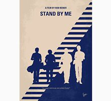 No429 My Stand by me minimal movie poster Unisex T-Shirt