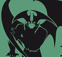 Devilman by Marco Ferruzzi