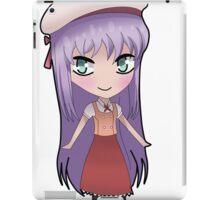 Nonosaka Mao Chibi Sticker iPad Case/Skin