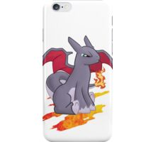 Pocket Shiny Charizard Pony iPhone Case/Skin