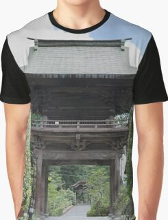 Temple Gate Graphic T-Shirt