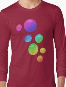 MLP - Cutie Mark Rainbow Special - Derpy Long Sleeve T-Shirt