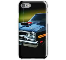 1970 Plymouth GTX iPhone Case/Skin