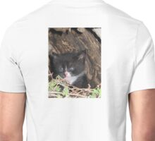 KITTEN IN TREE AT THE HOUSE OF THE VIRGIN MARY-TURKEY Unisex T-Shirt