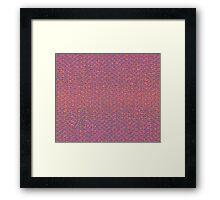 THE EDGE OF THE ELEVENTH UNIVERSE Framed Print