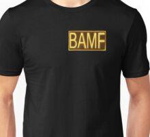 B A M F Unisex T-Shirt
