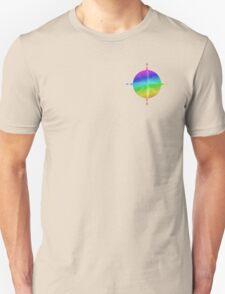 MLP - Cutie Mark Rainbow Special - Daring Do V2 Unisex T-Shirt