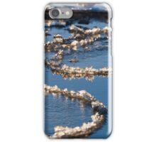 Baltic Sea Ice iPhone Case/Skin