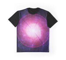 Enlightening Energy Blast from the Whirlpool Galaxy    FutureLifeFashion.com Graphic T-Shirt