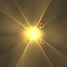 Eye of Ra God Sol Logo || GodSol.com by SirDouglasFresh