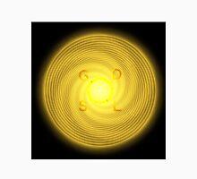 Natural Human Progression Towards Enlightenment God Sol Logo    GodSol.com Unisex T-Shirt