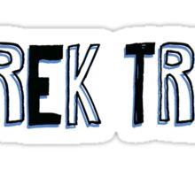 Sterek Trash Sticker