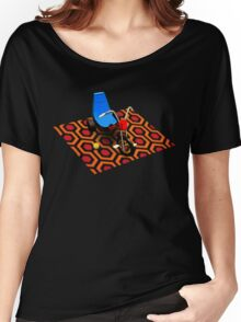 REDRUM - Overlook Hotel Tricycle Women's Relaxed Fit T-Shirt