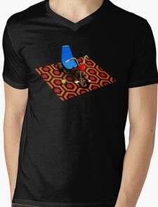 REDRUM - Overlook Hotel Tricycle Mens V-Neck T-Shirt