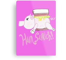 Ham Samich  Metal Print