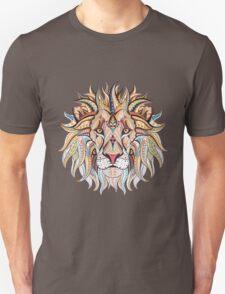 Ethnic Lion Unisex T-Shirt