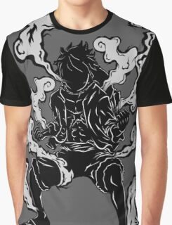 Pirate's King - Luffy version 1 Graphic T-Shirt