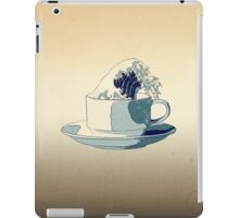 Storm in a Teacup iPad Case/Skin
