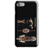 Rat Internal Organs iPhone Case/Skin