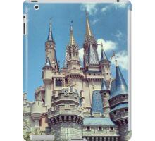 Cinderella's Castle iPad Case/Skin