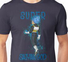 SUPER SAIYAN GOD Unisex T-Shirt