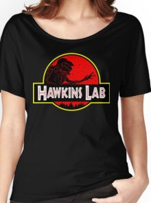 Hawkins Lab Women's Relaxed Fit T-Shirt
