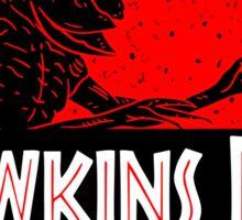 Hawkins Lab Sticker
