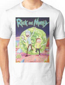 Rick and Morty Season 2 Unisex T-Shirt