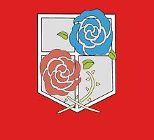 Roselia Stationary Guard Logo Unisex T-Shirt