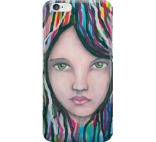 she knows  iPhone Case/Skin