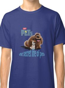 the secret life of pets movie Classic T-Shirt
