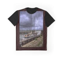 ..dark clouds over Holland ....(see large) Graphic T-Shirt